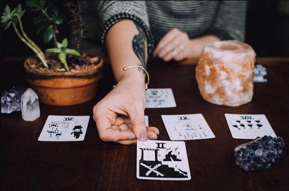 spirit speak tarot deck by mary evans 01