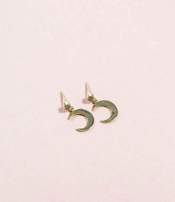Akmar-Stud-Earrings-Gold-_1