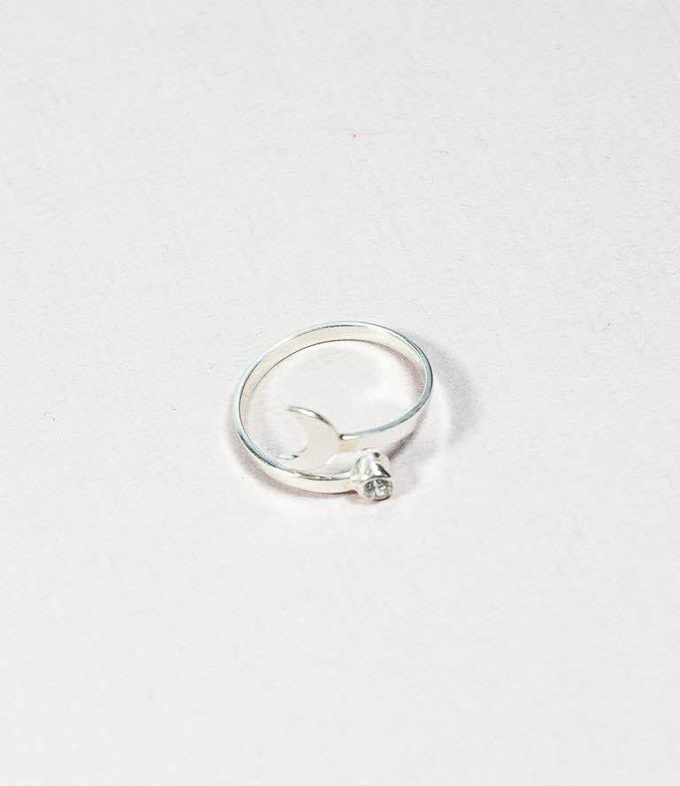 Alkina Double Ring Silver_2