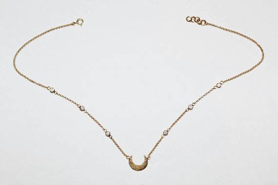 the senay choker gold 02