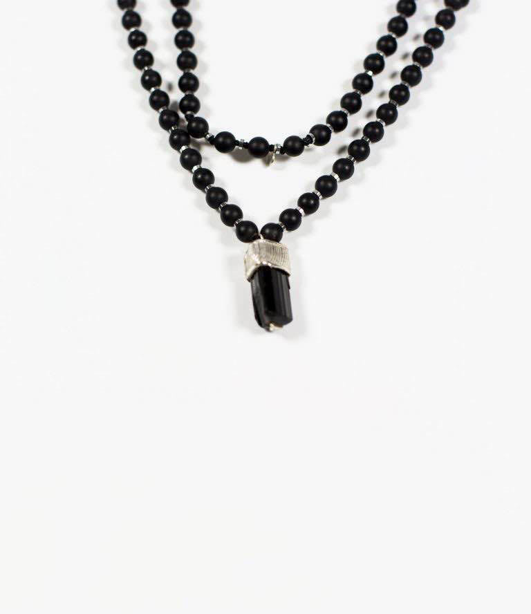 Protecting Necklace Mala