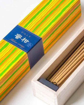 Mikan Orange Supreme Incense