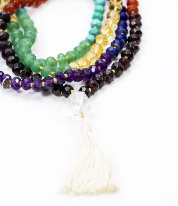 7 Chakra Mala Necklace supreme