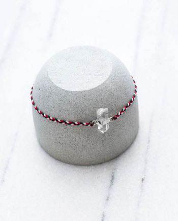 Tridatu Bracelet Quartz Silver