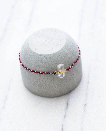 Tridatu Bracelet Quartz Gold