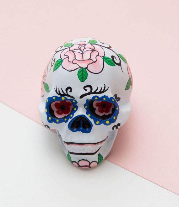Skull Dia de los Muertos