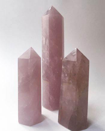 rose quartz generator