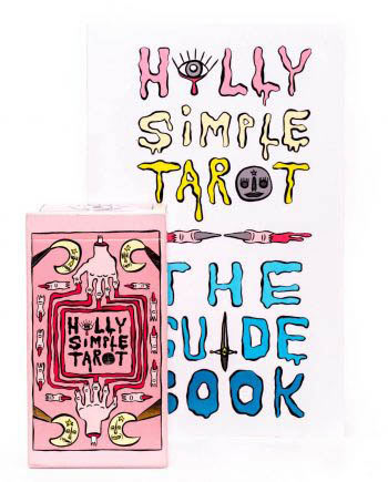holly simple tarot set