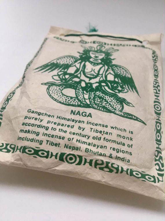 naga powder incense