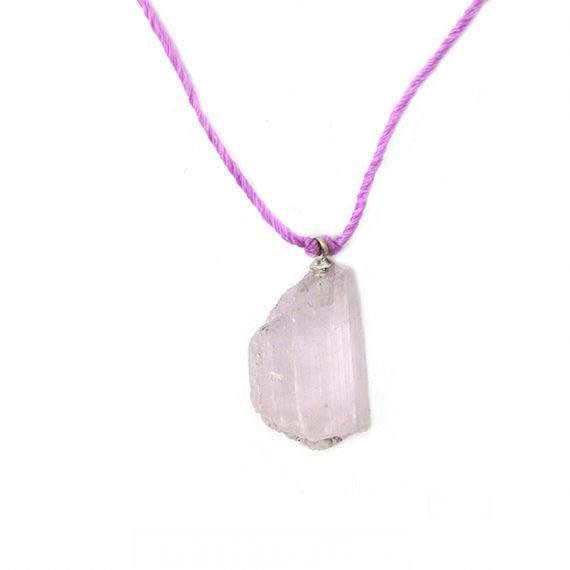 heart activator necklace kunzite 03