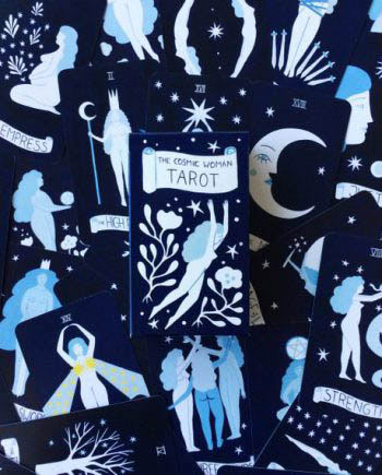 The Cosmic Woman Tarot