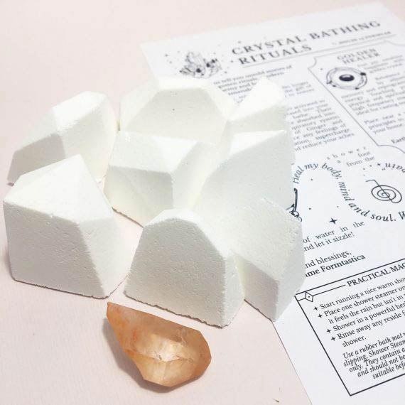 House of Formlab Crystal Magick Shower Steamer Healer 02