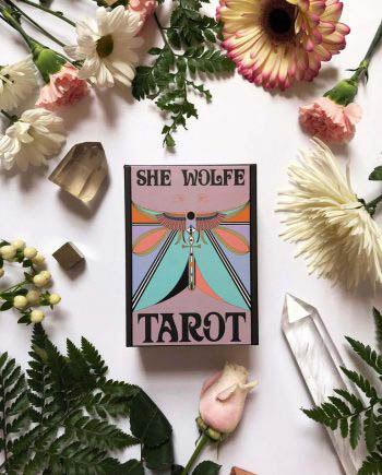 She Wolfe Tarot