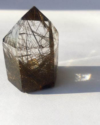 Smoky Rutilated Quartz