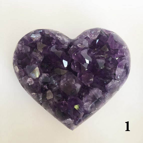 Crystal Heart 1