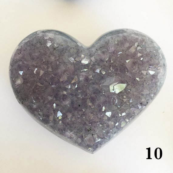 Crystal Heart 10