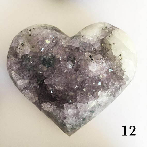 Crystal Heart 12
