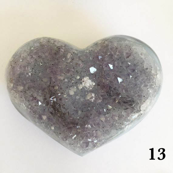 Crystal Heart 13