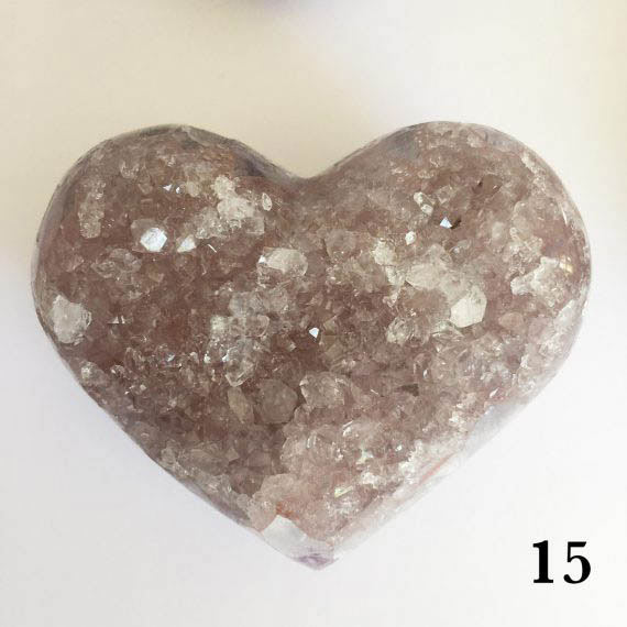 Crystal Heart 15