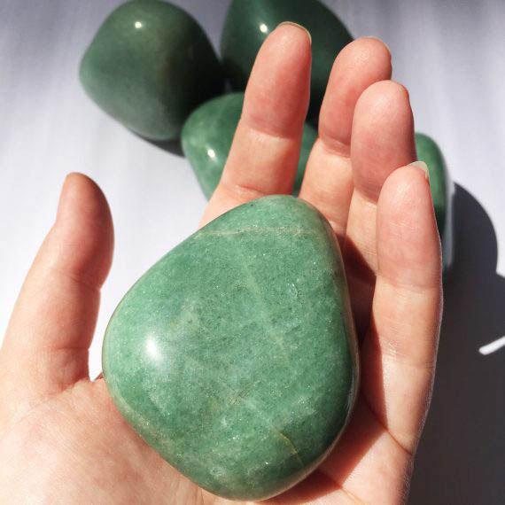 House of Formlab Aventurine Meditation Stones 05