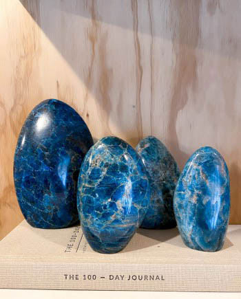 apatite sculptures