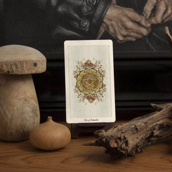 pagan otherworlds tarot by uusi