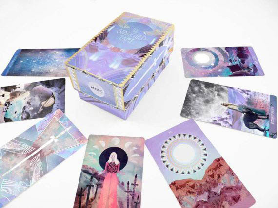 the starchild tarot box