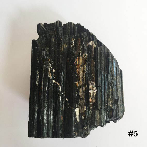 House of Formlab Black Tourmaline Protection Stones 07