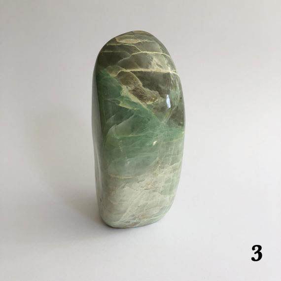 House of Formlab Garnierite Green Moonstone 05