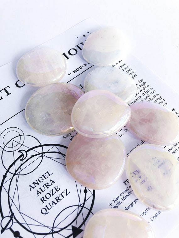 House of Formlab Roze Aura Stones 01