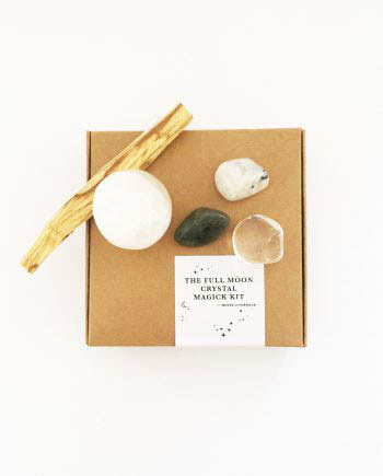 The Full Moon Crystal Magick Kit by House of Formlab