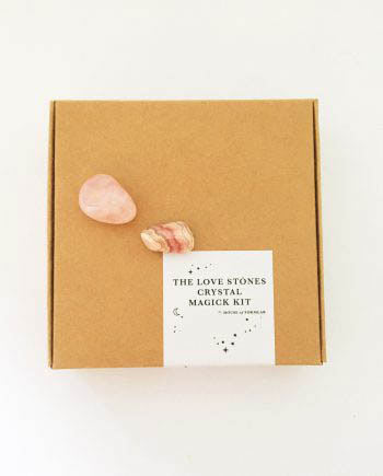 The Love Stones Crystal Magick Kit by House of Formlab
