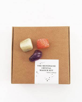 The Menopause Crystal Magick Kit by House of Formlab