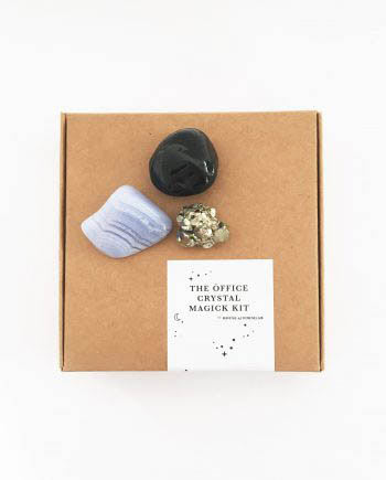 The Office Crystal Magick Kit by House of Formlab