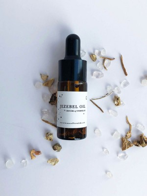 House of Formlab Jezebel Oil with Iris Root and Florida Water