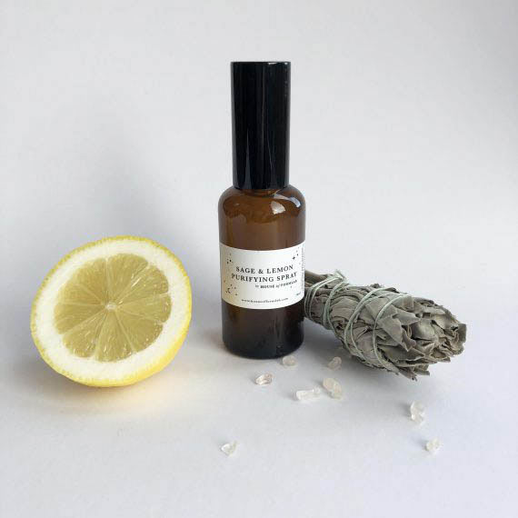 House of Formlab Sage and Lemon Purifying Smudge Spray 02