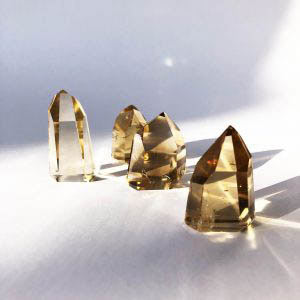 House of Formlab Citrine Points