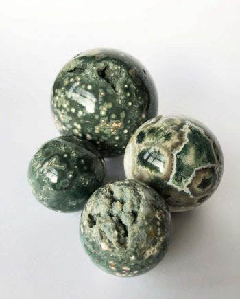 House of Formlab Ocean Jasper Spheres