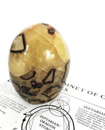 House of Formlab Septarian Sculpture