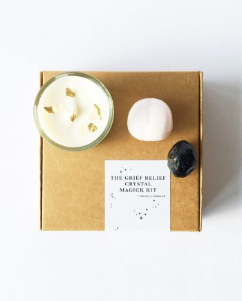 The Grief Relief Crystal Magick Kit by House of Formlab