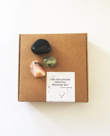 The Recovery Crystal Magick Kit by House of Formlab