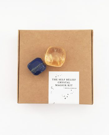 The Self Belief Crystal Magick Kit by House of Formlab