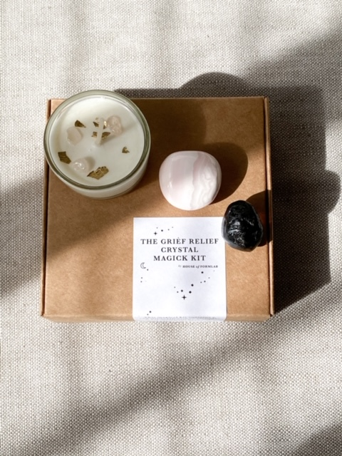The Grief Relief Crystal Magick Kit