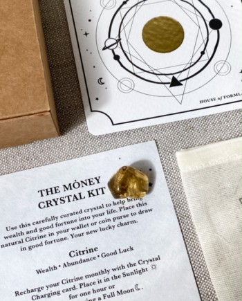 The Money Crystal Magick Kit