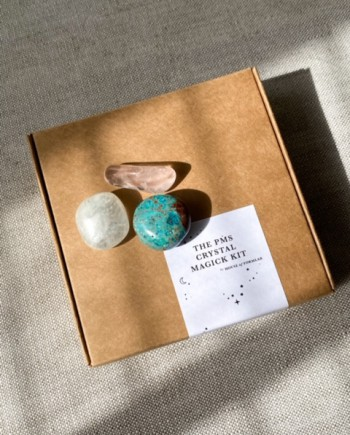 The PMS Crystal Magick Kit