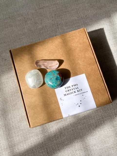 The PMS Crystal Magick Kit