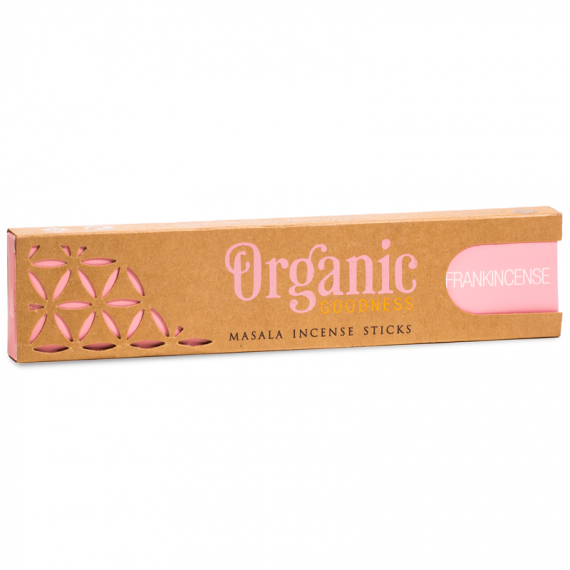 organic frankincense incense sticks