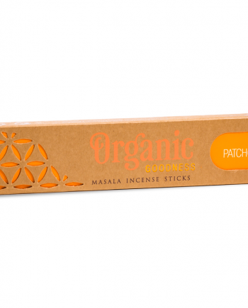organic patchouli incense sticks