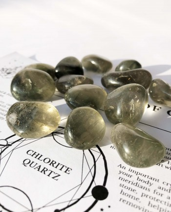 House of Formlab Chlorite Pocket Stones