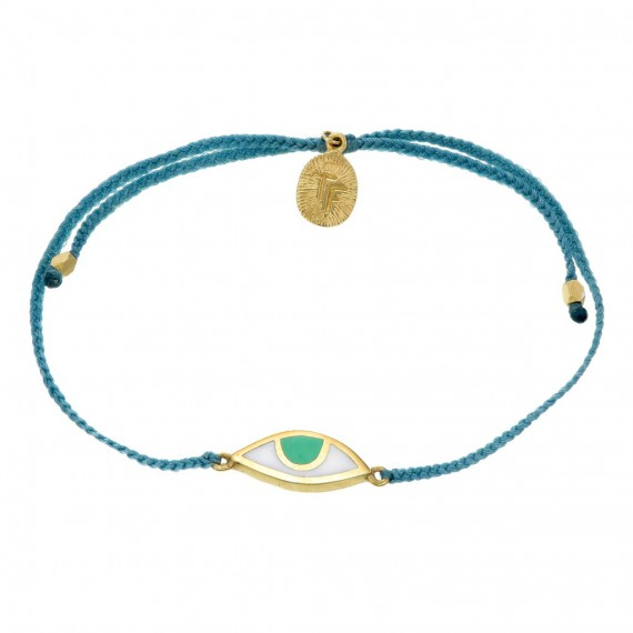 tiger frame magick eye turquoise